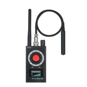 Détecteur de caméra espion, GPS, trackeur et de micros dissimulés