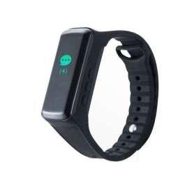 Montre connectée de sport écran tactile OLED à caméra espion HD 1080P Bluetooth