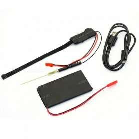 Module mini caméra espion haute définition 1080P WIFI IP