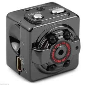 Micro camera Full haute définition 1080P à vision infrarouge