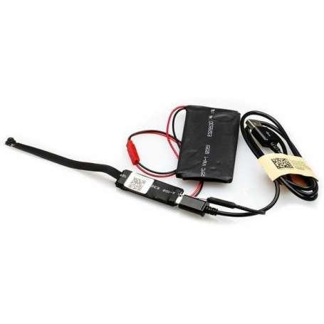 Mini module caméra espion résolution 1080P WIFI IP