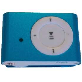Lecteur Mp3 avec caméra espion intégrée bleu