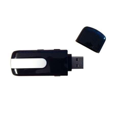 Clé USB caméra espion resoltuion 480P et enregistrement vocal