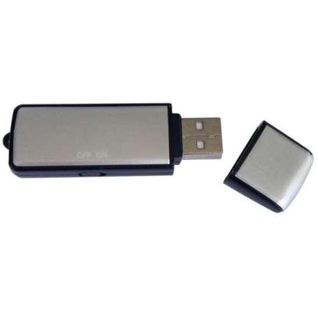 Clé USB dictaphone espion mouchard 2Go de mémoire