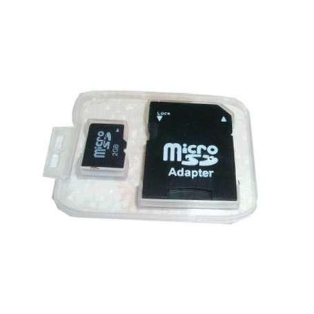 Carte micro SD 2Go