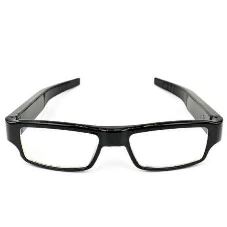 Paire de lunettes transparentes camera espion 720P 16Go de mémoire