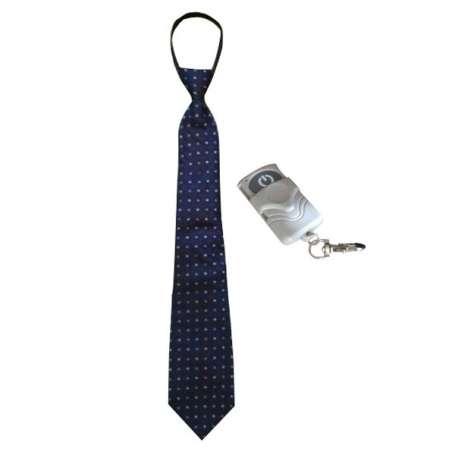 Cravate caméra espion télécommandée 4Go de mémoire télécommandée