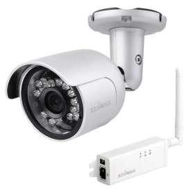 Camera de surveillance connectivité WiFi et vision nocturne intérieur et extérieur