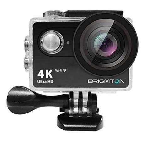 Caméra de sport avec accessoires Full HD 4K wifi