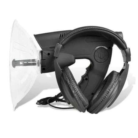 Système d'écoute amplificateur et d'observation de la nature