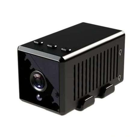 Mini caméra wifi 1080P à détecteur de mouvement et vision à infrarouge