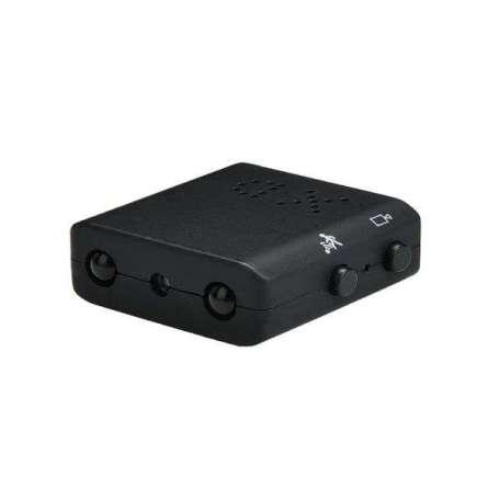 Micro caméra espion Full HD 1080P à vision de nuit et dictaphone