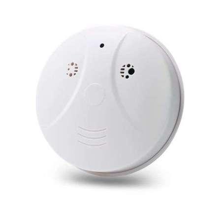 Détecteur de fumée factice Wifi caméra espion à vision nocturne HD 1080P
