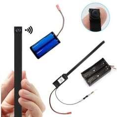 Petit Module Caméra espion Full HD 4K WIFI IP à cacher detecteur de mouvement