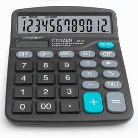 Calculatrice avec caméra espion 4K détection de mouvement