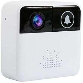Sonnette interphone camera wifi IP avec audio bidirectionnel et detection de mouvement