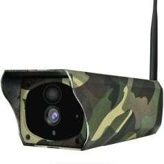 Camera de surveillance Wifi et IP panneau solaire waterproof camouflage