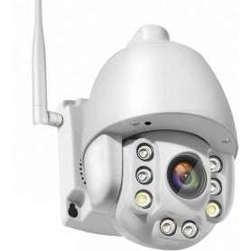 Camera de surveillance 3G et 4G Carte SIM Rotative vision de nuit Zoom X5 vision 320°